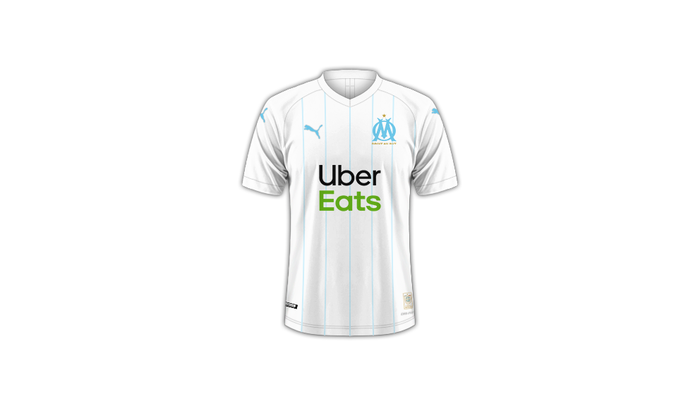 MAILLOTS FC'12