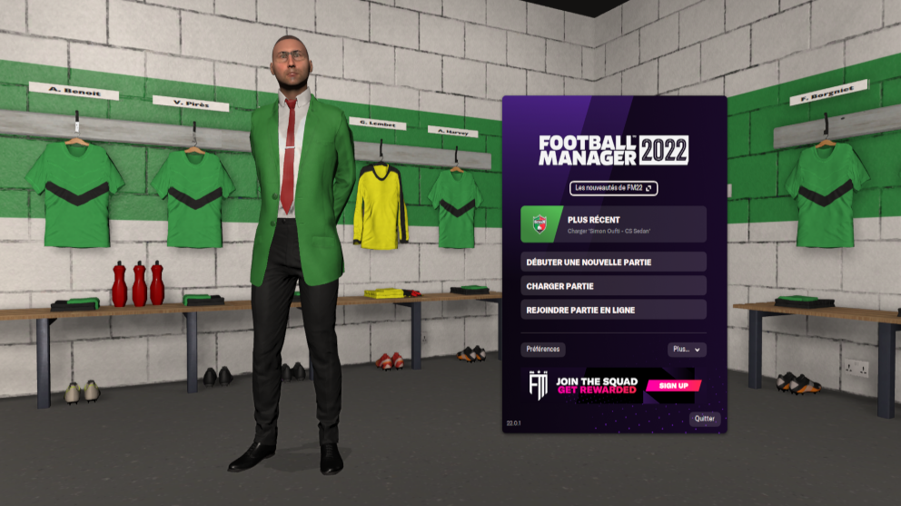 A propos Football Manager Europe