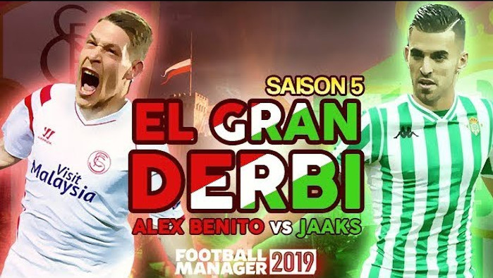 Derby dans Football Manager 2021