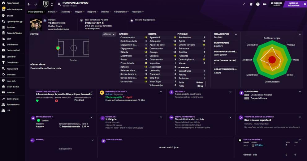 Fc Silmi Football Manager 2021